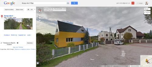 Apogu 4 Google Street View