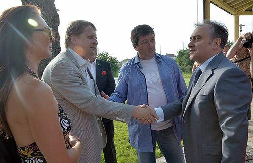 Resorāna Baku atklāšana 3-Jul-2013 _6