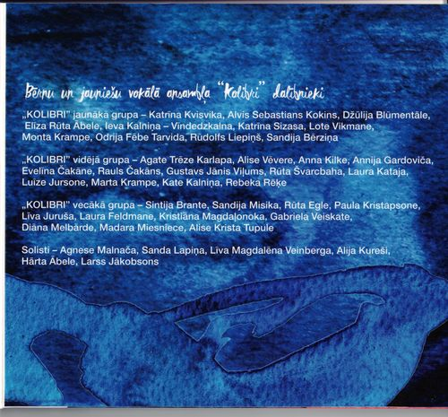Kolibri 2 CD cover3